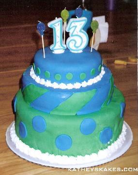 Th Builder Birthday Cake