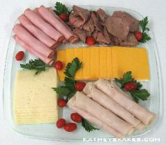 Deli Meat & Cheese Tray